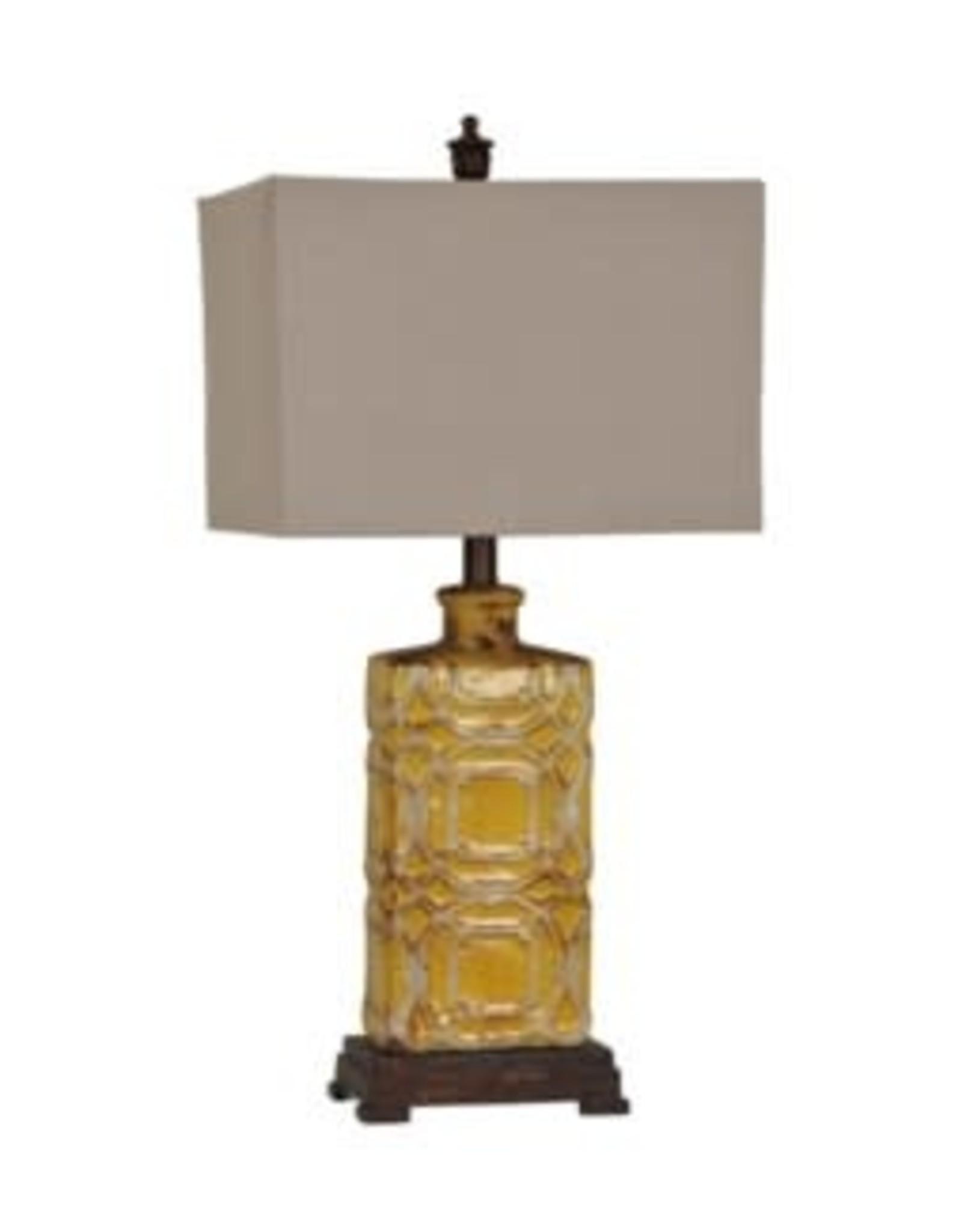 Crestview Chathem Table Lamp