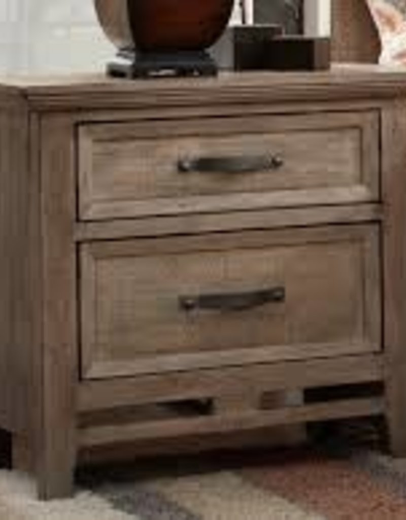 Elements Willow Creek Nightstand