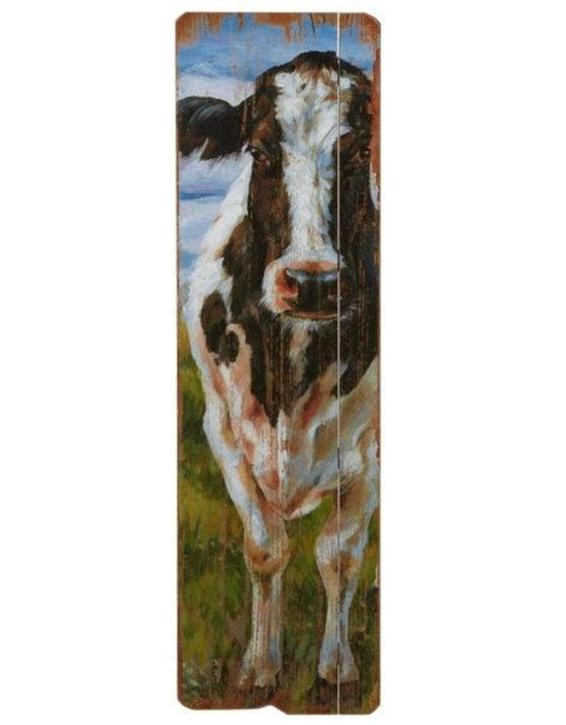 Ganz Cow Painting