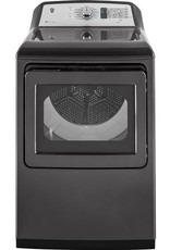 GE GE 7.4 Dryer Gray