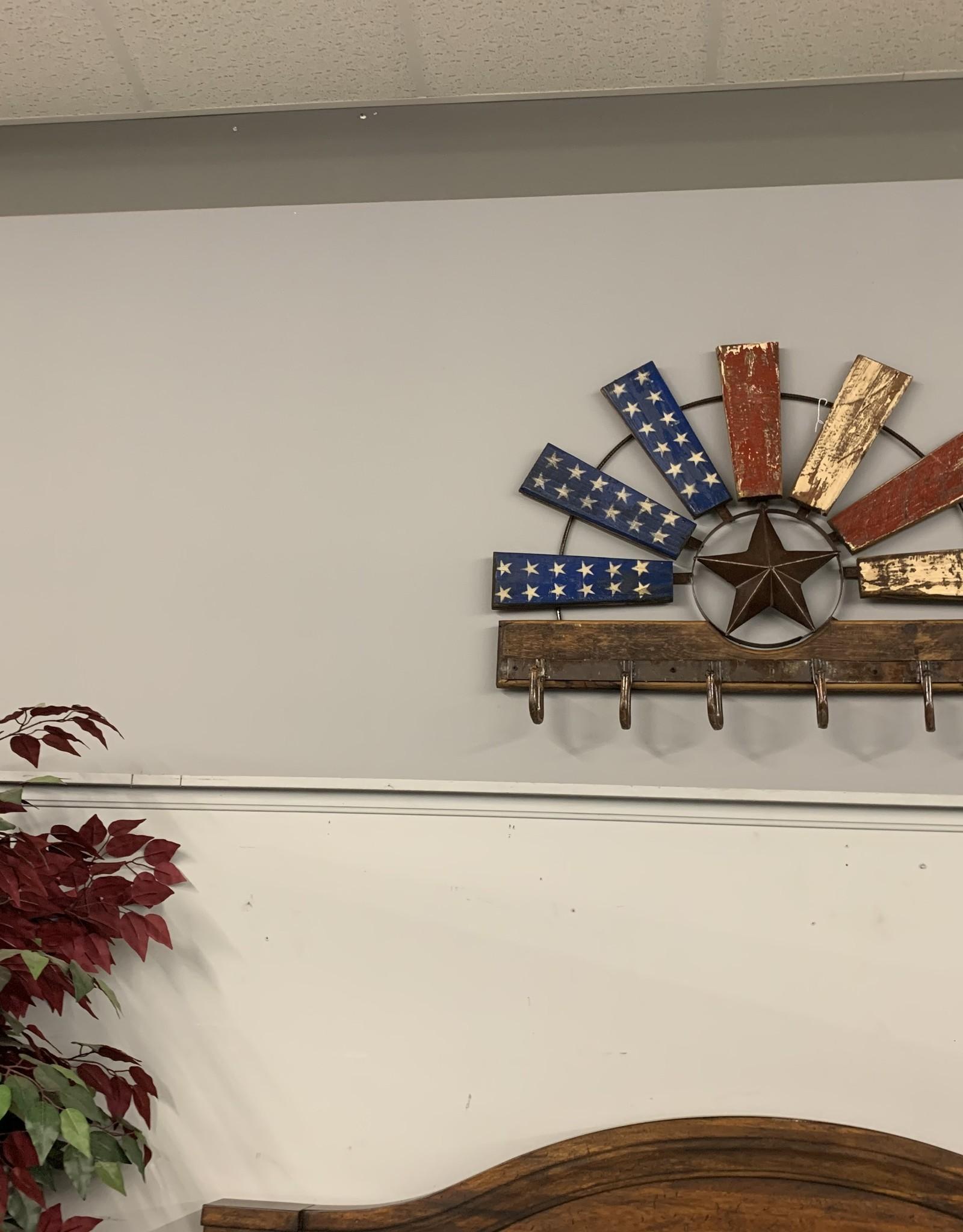 Mexican Decor 1/2 Windmill