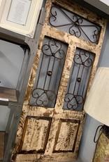 Mexican Decor Big Wood Door