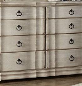 Vaughan-Basset Rustic Hill Cream 8D Dresser