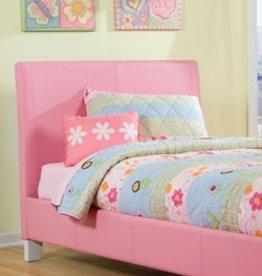 Standard Twin Pink Padded HB