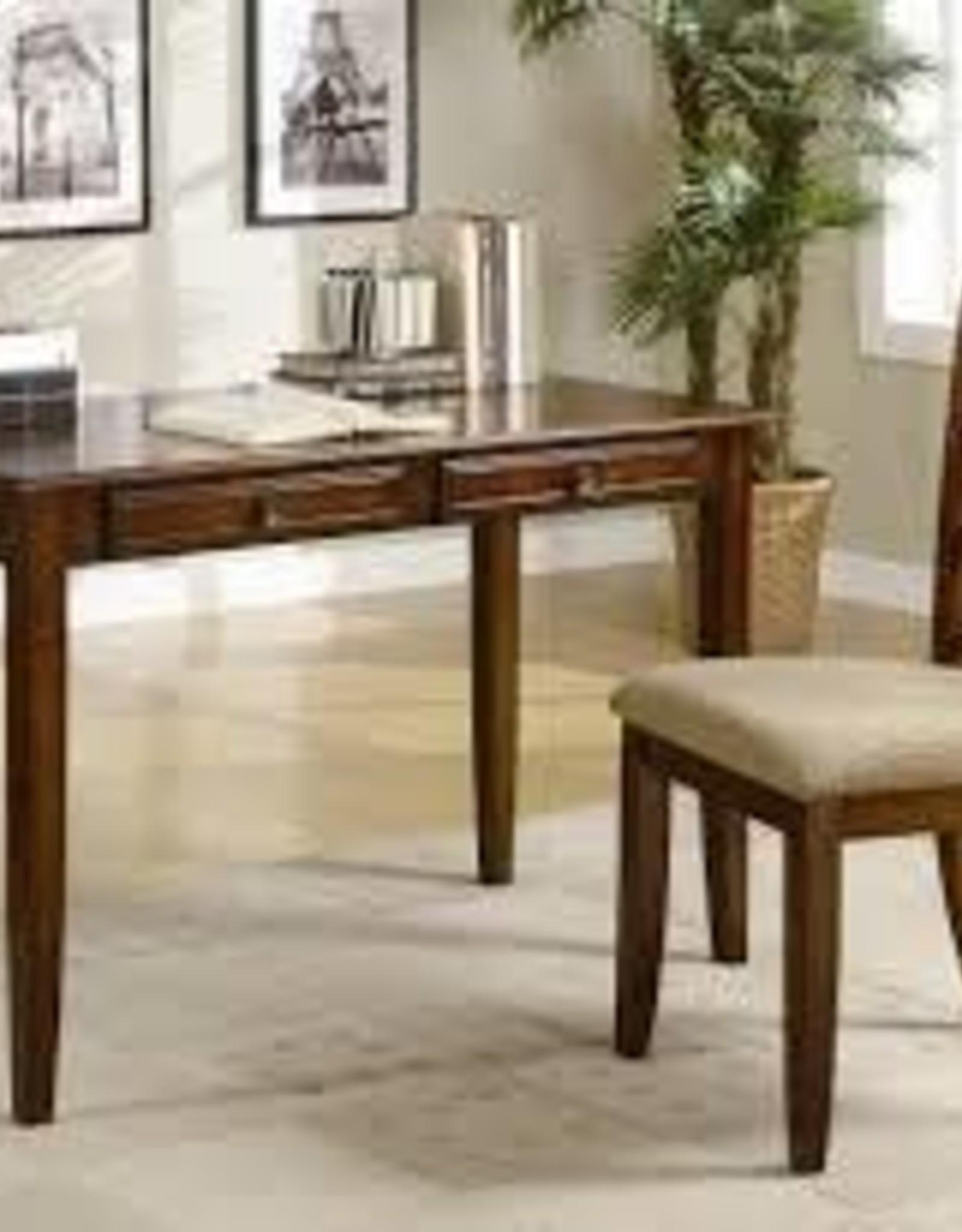 Coaster Chestnut Desk Set