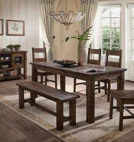 MYCO Emeline Table 4Chair/Bench