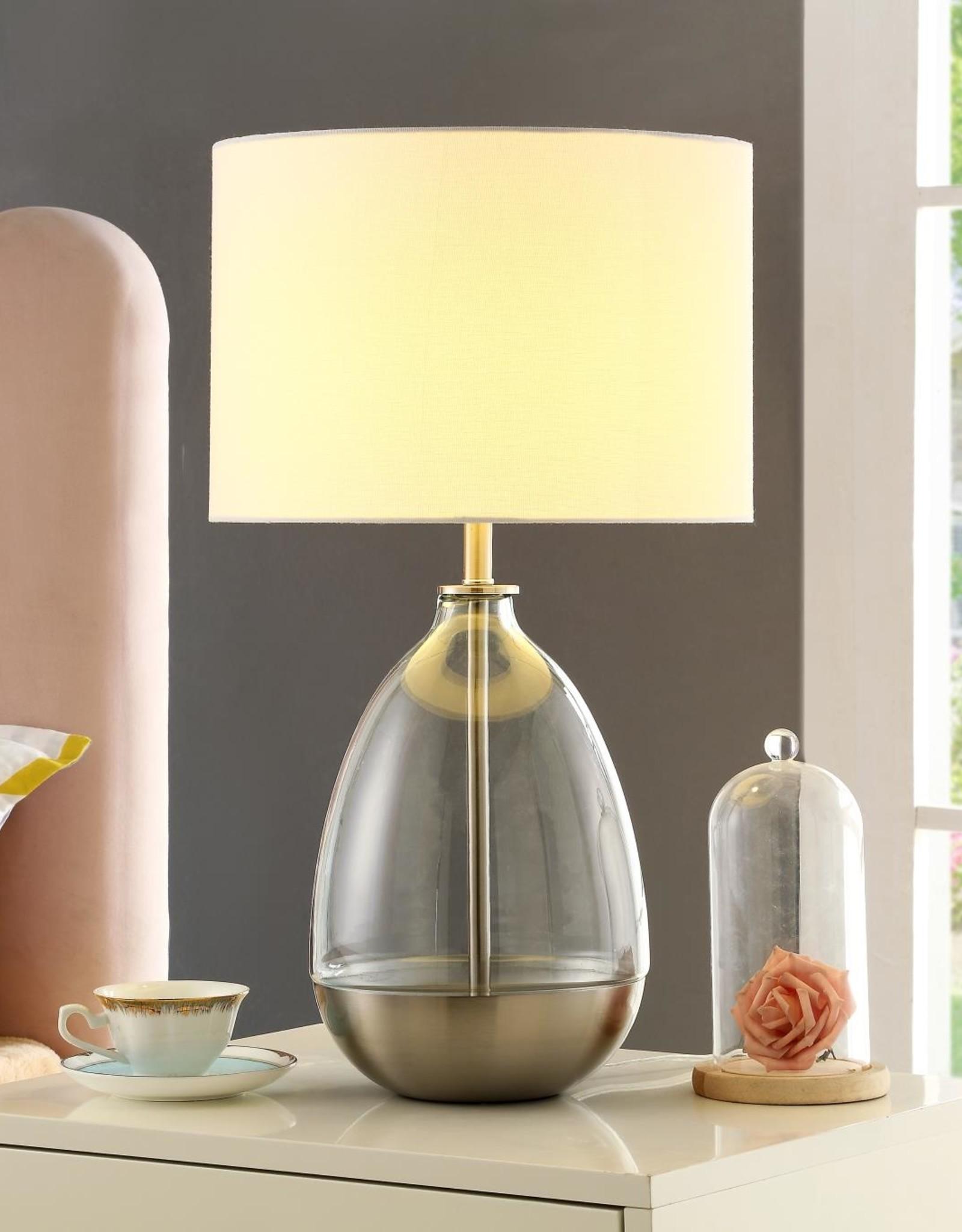 MYCO Ariana Table Lamp Silver