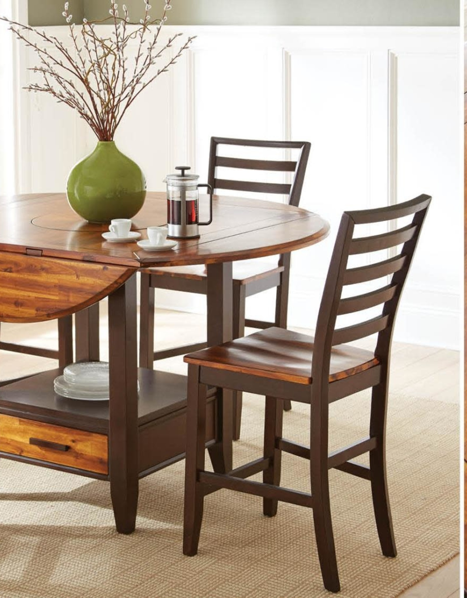 Steve Silver Abaco 5pc Dinette with Storage