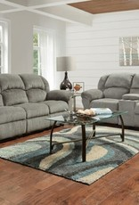 Affordable Furniture Allure Grey Motion Sofa