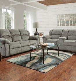 Affordable Furniture Allure Grey Motion Sofa