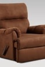 Affordable Furniture Aruba Chocolate Recliner