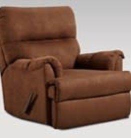 Affordable Furniture Aruba Chocolate Recliner