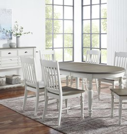 Steve Silver Giles Table with 6 Chairs