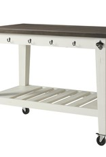 Steve Silver Cayla Kitchen Cart