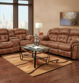 Washington Furniture Padre Almond Motion Sofa