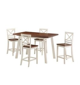 Standard Amelia Counter Table with 4 Chair