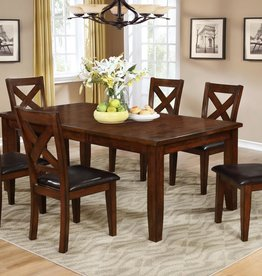 MYCO Gregory Dining Table w/4 Chairs