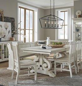 Magnussen Bronwyn Rectangular Table w/4chairs&bench