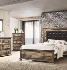 CLS Cortez Queen Bed