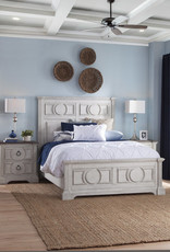 American Woodcrafters Brighten Queen Bed D,M,C,N