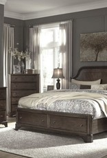 CLS Adinton Queen Storage Bed
