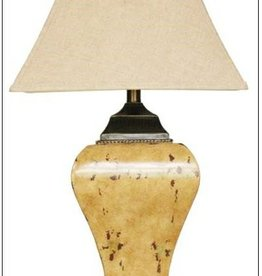 H&H 2010 Weathered Finish Lamp