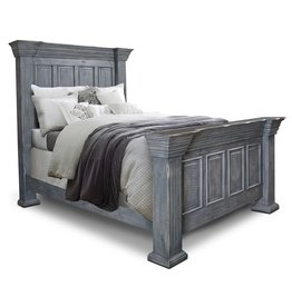 Horizon Home Marquis Gray King Bed, D, M, C, NS