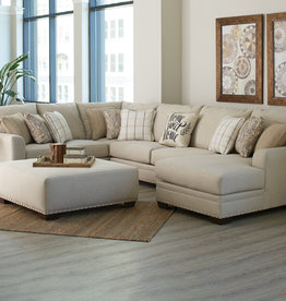 Jackson Catnapper Middleton 3pc Sectional