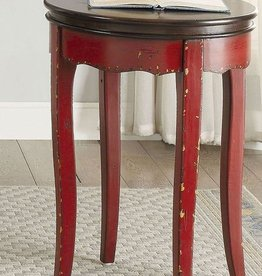 FOA Molly Vintage Red Table Stand
