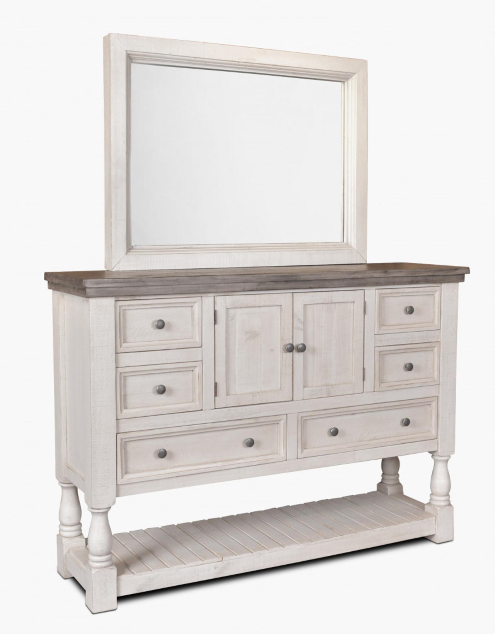 Horizon Home Bay View Dresser+Mirror