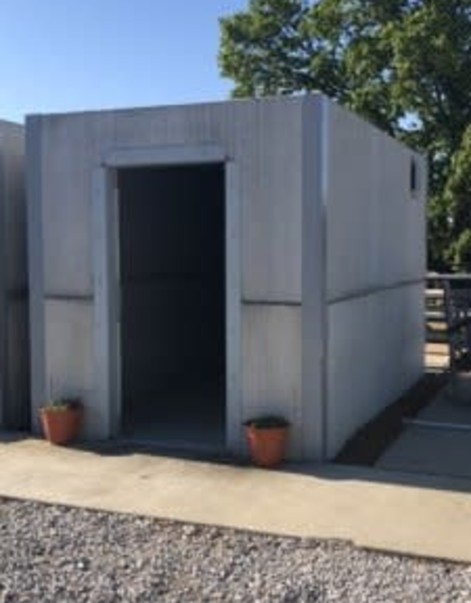 LP 6x12 Above Ground Storm Shelter