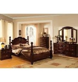 FOA Tuscan ll Queen Bed,D,M,C,NS