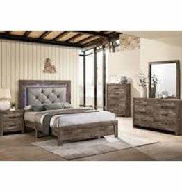 FOA Larrisa Queen Bed D,M,C,NS