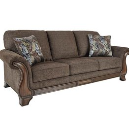 CLS Miltonwood Teak Sofa