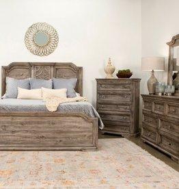 Vintage Furniture LLC Westgate King Bed,D,M,C,NS