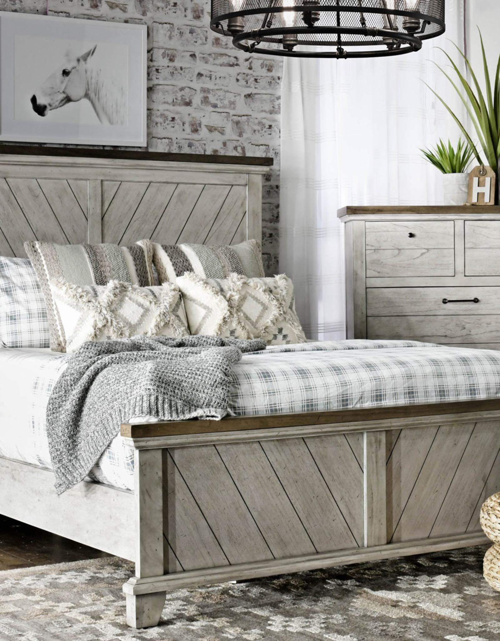Steve Silver Bear Creek King Bed