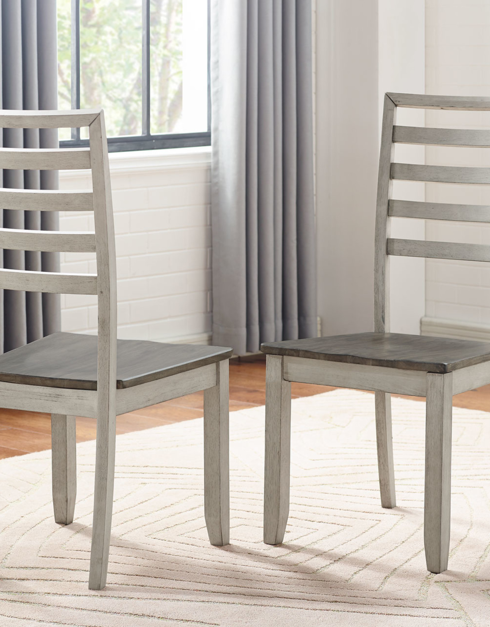 Steve Silver Abacus Side Chair