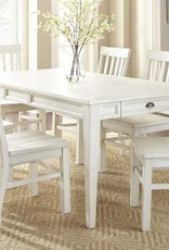 Steve Silver Cayla Table with 6 Chair