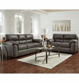 Affordable Furniture Sequoia Ash Loveseat