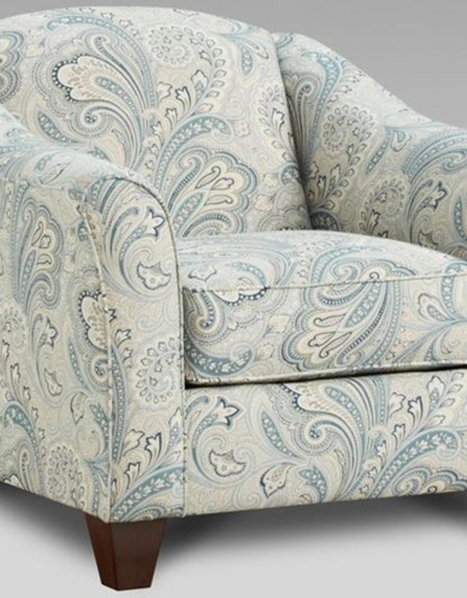 Affordable Furniture Barilla Denim Chair