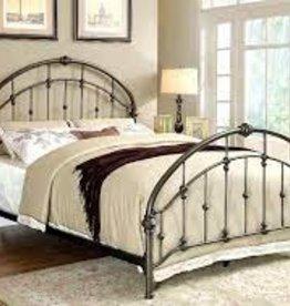 FOA Full Iron Bed