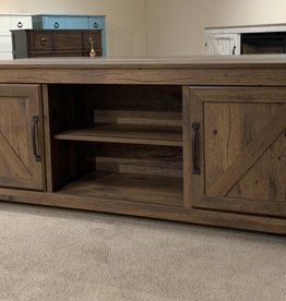 "Kith Furniture Cheyenne 65"" Two Door Entertainment Center"