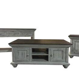 Vintage Furniture LLC Rivers Edge Coffee Table w/2 ET