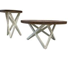 Vintage Furniture LLC Galaxy Coffee Table w/2 ET