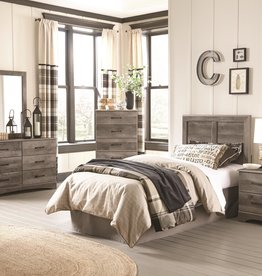 Kith Furniture Twin Brinkley HB ,D, M, C, NS