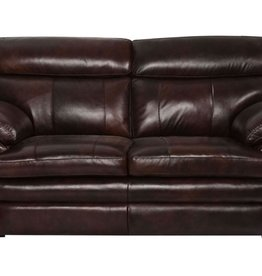 Leather Italian Scottsdale Loveseat