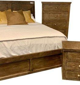 Vintage Furniture LLC Jack Full Bed, C, NS