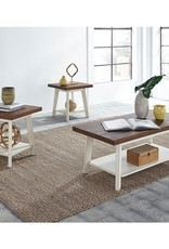 Standard Amelia Coffee Table with 2 End Table