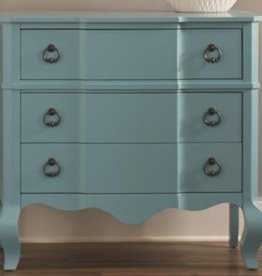 Kith Furniture Turquoise Vintage Accent Console