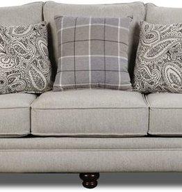 Corinthian Griffin-Menswear Sofa